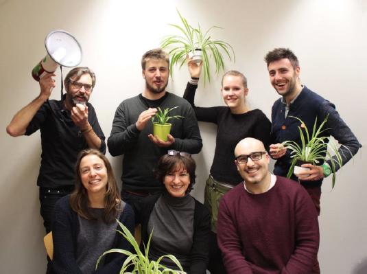 (Re)mobilisation : Ecolo Bruxelles-ville veut raconter les récits qui font du bien !
